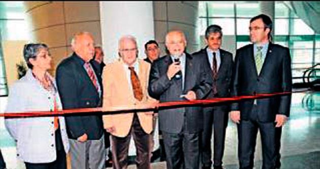 Aydın Onur'un resim sergisi görücüye çıktı