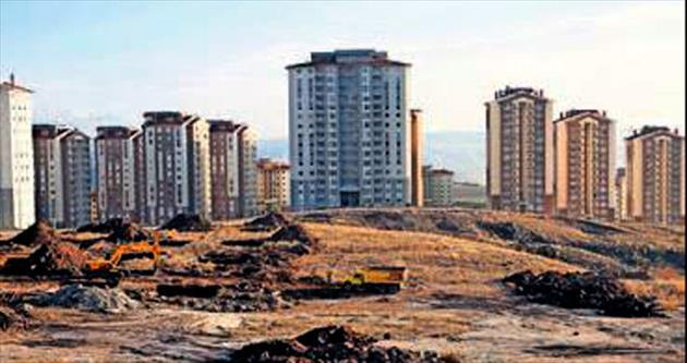 TOKİ Yapracık'a 'üç'lü yatırım