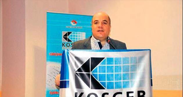 KOSGEB Başkanı görevden alındı