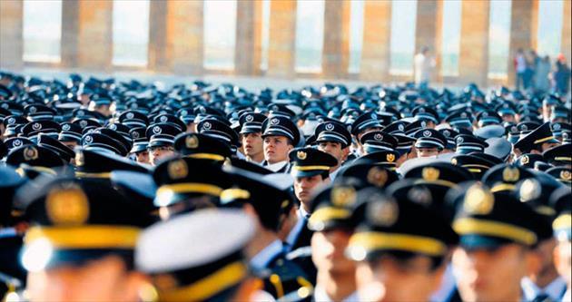 65 ilde 3 bin 27 polise Paralel soruşturması
