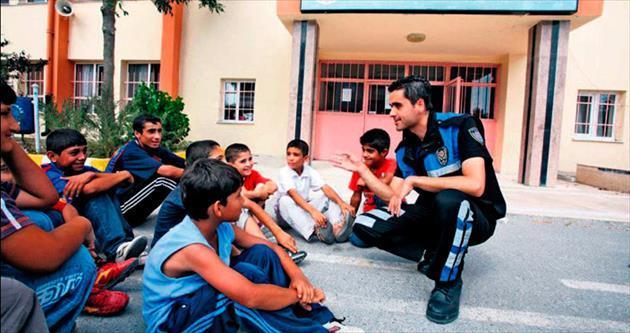 Şiddete karşı okullara güvenlik kalkanı