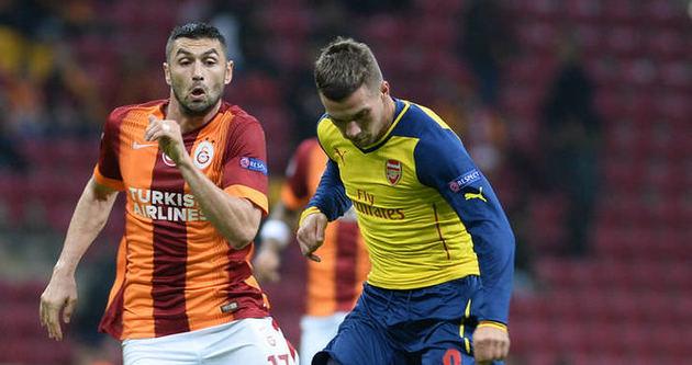 Usta yazarlar Galatasaray - Arsenal maçını yorumladı