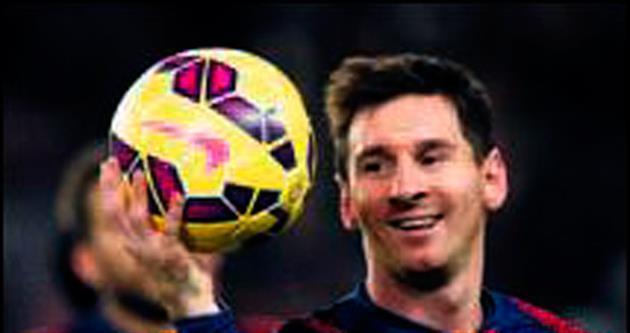 Messi'ye çifte doping kontrolü!