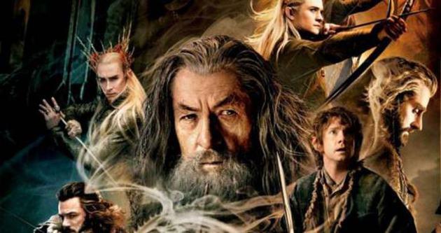 Hobbit 17 Aralık'ta vizyona giriyor