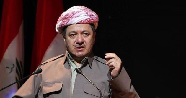 Barzani bağımsızlık için net konuştu