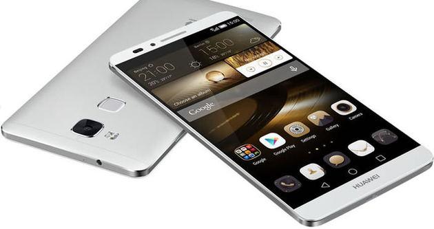 Huawei, Apple iPhone'a meydan okuyor