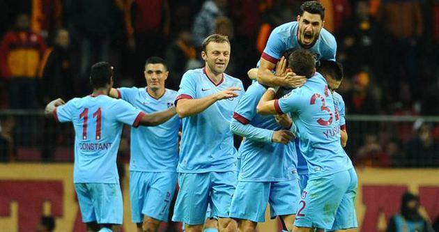 Trabzonspor Avrupa'da boyun eğmiyor