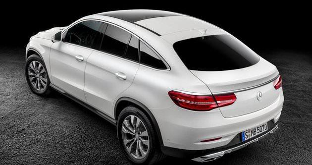 X6'nın karşısına GLE Coupe