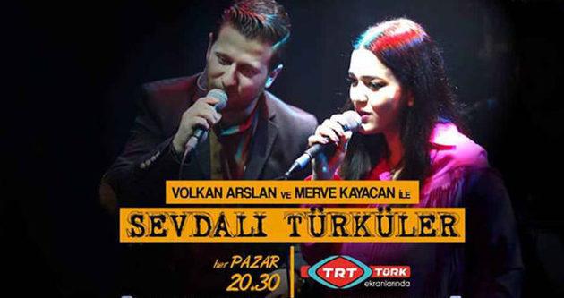 Volkan Arslan TRT Türk'te
