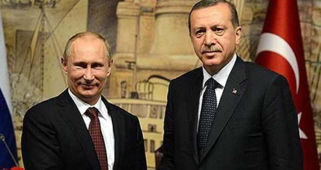 Putin'den Erdoğan'a sürpriz teklif