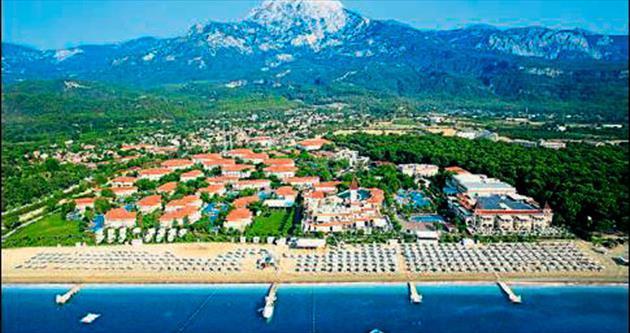 Avrupa kıtasının en iyi kıyı oteli