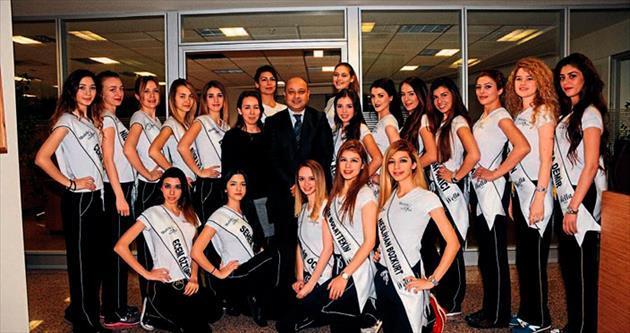 İddialı güzeller SABAH Ankara'da