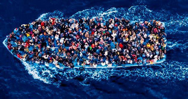 Akdeniz 3.419 göçmeni yuttu
