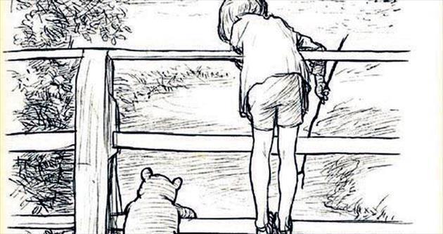 Ayı Winnie çizimine 1.1 milyon lira