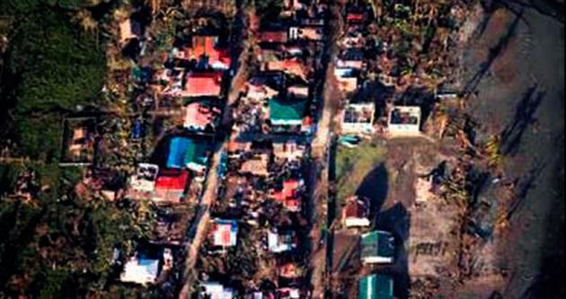 Hagupit'te ölü sayısı 40'a çıktı