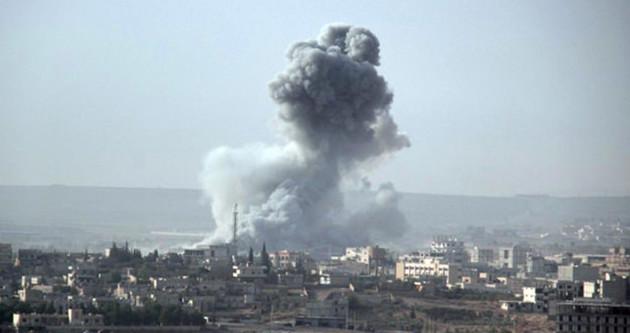 IŞİD'e 3 günde 20 hava saldırısı