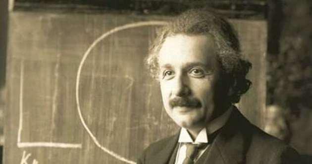 Einstein'ın mektup ve notları da artık online