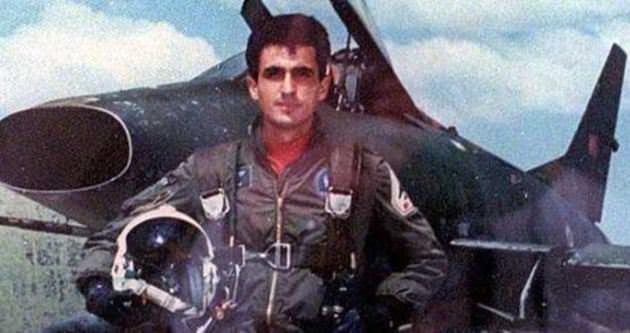 Türk F-16'sını Yunanistan düşürmüş