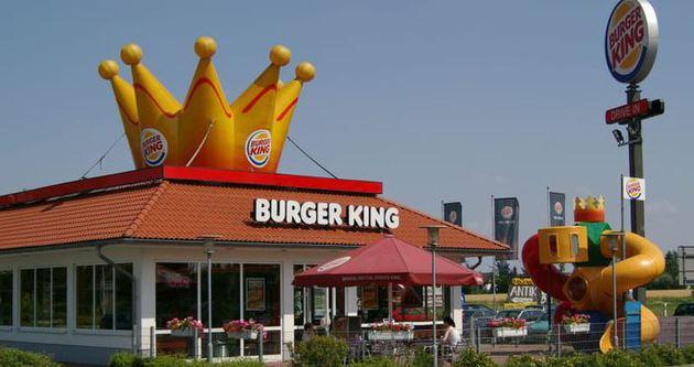Fast-food devi Burger King'de iflas şoku