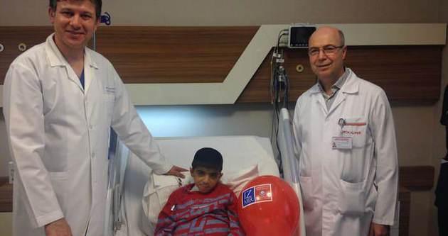 Bir karaciğer iki kişiye hayat verdi