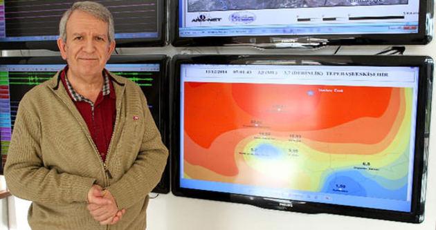 Son depremler hakkında flaş açıklama! Son yılların...