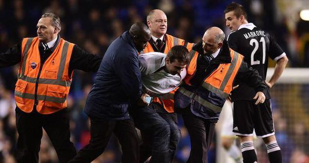 UEFA'dan Tottenham'a ceza