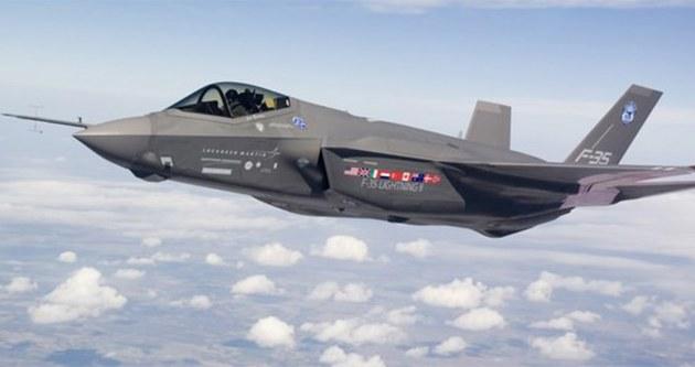 ABD F-35'ler için Türkiye'yi seçti