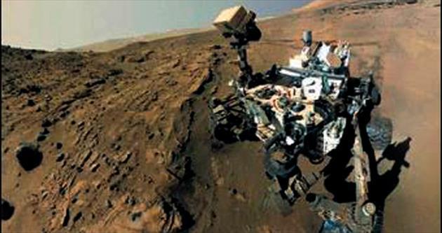Mars'taki göl için yeni kanıtlar bulundu