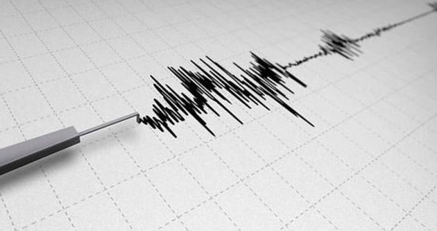 Akdeniz açıklarında 4,7'lik deprem