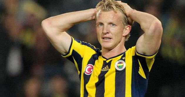 Kuyt Fenerbahçe'den ayrılıyor