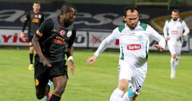 Galatasaray-Torku Konyaspor 27. kez...