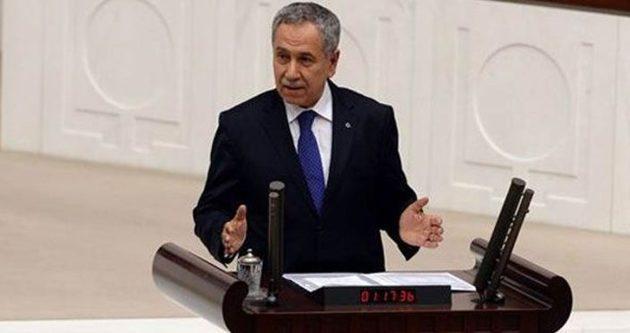 Bülent Arınç, Meclis'i kahkahaya boğdu