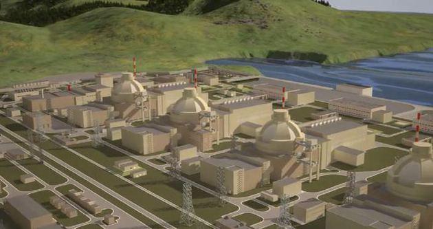 Nükleer santral'e 30 talipli çıktı