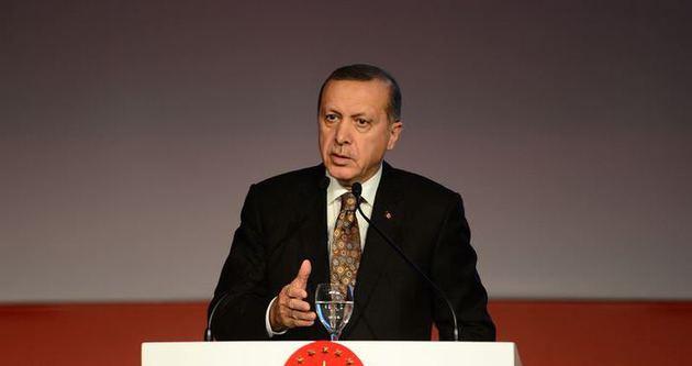 Erdoğan isyan etti: Var mı böyle bir millet!