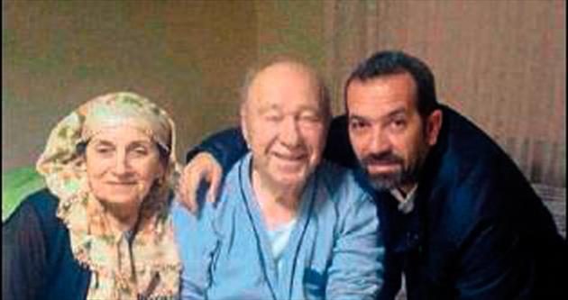 Murat Özgen'in acı günü