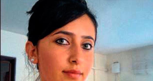 Genç kız şofben kurbanı