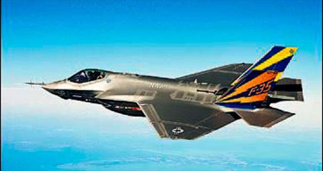 ABD, F-35 için Türkiye'yi seçti