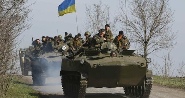 Ukrayna savunma bütçesini ikiye katladı