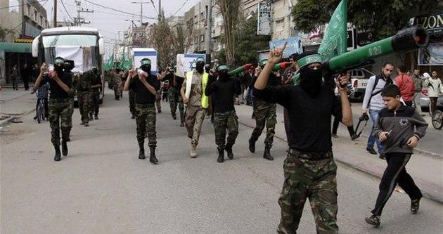 Hamas'ın 27. kuruluş yıl dönümü