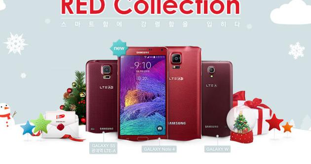 Galaxy Note 4'e yeni renk seçeneği