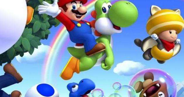 Super Mario Bros.'un filmi geliyor