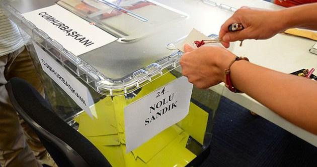 Cumhurbaşkanlığı seçim sonuçlarına takipsizlik kararı