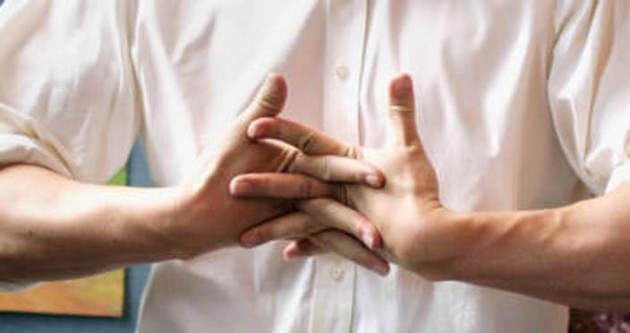 Parmak çıtlatmaktan vazgeçin