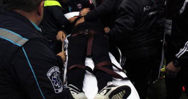Levent Eriş hastaneye kaldırıldı