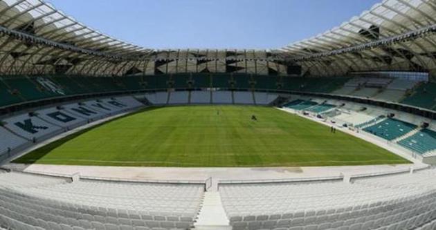 Konya, stadından Beşiktaş'ı sildi!
