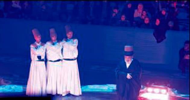 Kepez'de Şeb-i Arus töreni