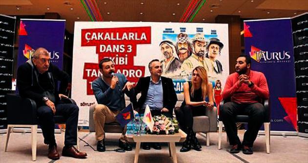 Çakallarla Dans-3'e Ankara'dan tam not