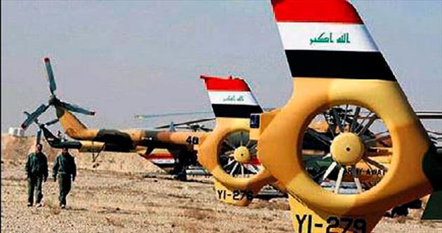 Irak'ta 100 IŞİD militanı öldürüldü