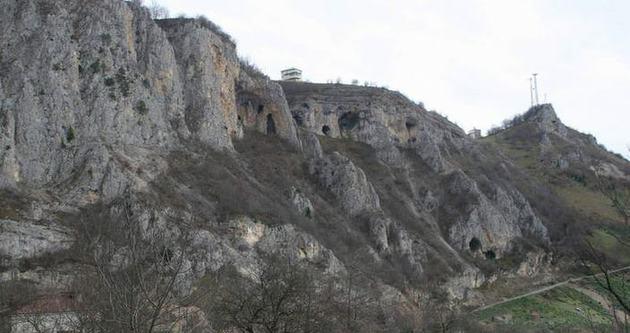 Burası Kapadokya değil Trabzon