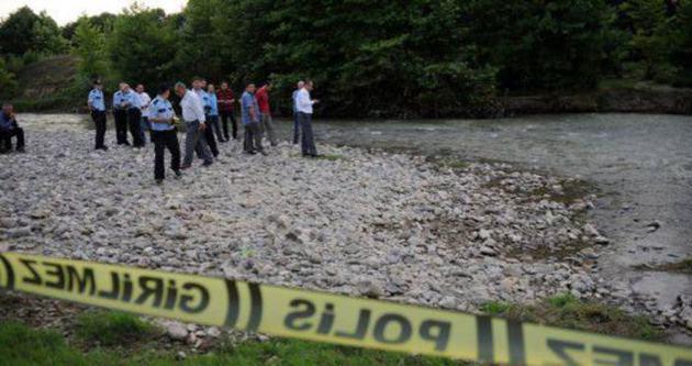 Kayseri'de gölette çıplak erkek cesedi bulundu